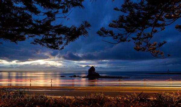 Nelson photographer David Chadwick, Rocks Road
